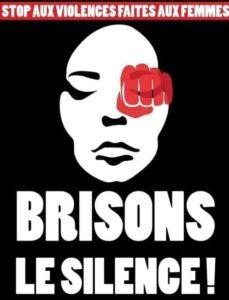 Logo violence faite aux femmes