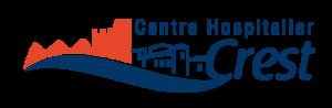 Logo du Centre Hospitalier de Crest