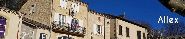 Mairie d'Allex